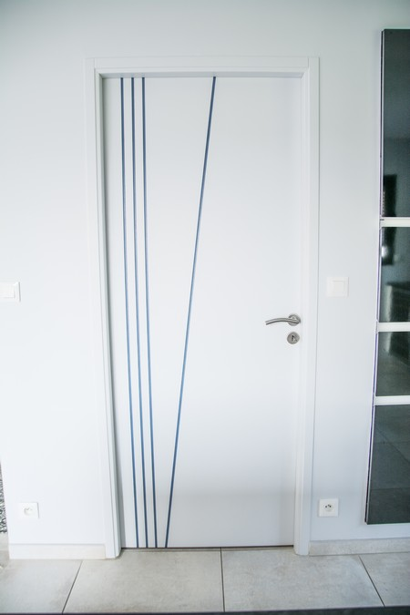 Modele de porte interieur perfect rsistantes les portes for Tendance porte interieure